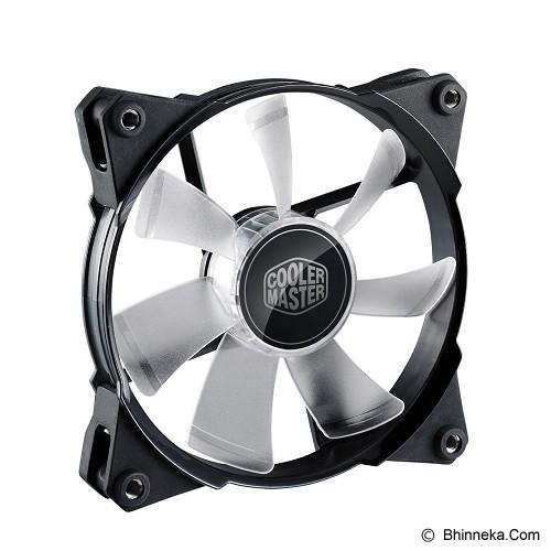 COOLER MASTER CPU Cooler JetFlo 120 [R4-JFDP-20PW-R1] - White LED - CPU Cooler
